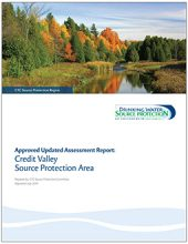 Credit Valley Approved Updated Assessment Report cover