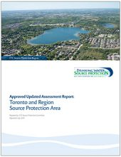 Toronto and Region Approved Updated Assessment Report cover