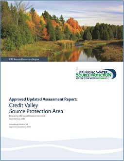 Credit Valley Source Protection Area
