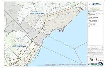 Credit Valley Source Protection Area Spill Scenarios - Burlington Intake